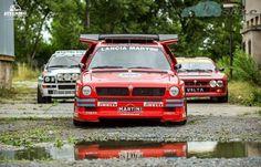 """""""Lancia Delta HF Integrale (Gr. A) Lancia Delta ECV (Gr. S) Lancia 037 (Gr. B) """""""