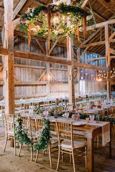 william-allen-farm-maine-barn-wedding-pownal florals by Broadturn Farm Shed Wedding, Rustic Wedding Seating, Rustic Wedding Photos, Rustic Wedding Reception, Rustic Wedding Inspiration, Garden Party Wedding, Farm Wedding, Wedding Ideas, Rustic Weddings