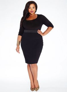 Plus Size Fashion - Olivia Skirt $78 | Earn Cashback when you shop at IGIGI.com! Sign up with DubLi for FREE at www.downrightdealz.net and GET PAID for all your online shopping!