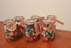 Christmas Gifts DIY...good idea for work