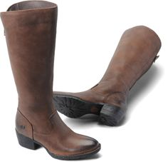 If you're looking for a sturdy, comfortable boot, these are the ones for you! I love these!
