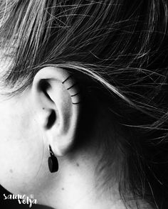 Ear tats are the future