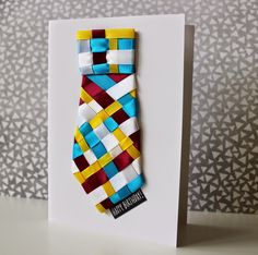 Male card - turorial for Pretty Papers