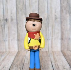 Woody Ornament Toy Story ornament Woody Cake Topper Toy