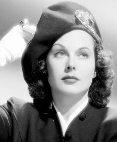 "Hedy Lamarr.Her insight was that you could protect wireless communication from jamming by varying the frequency at which radio signals were transmitted: if the channel was switched unpredictably, the enemy wouldn't know which bands to block. But her ingenious ""frequency-hopping"" idea was just a hunch until Lamarr met fellow amateur inventor George Antheil."