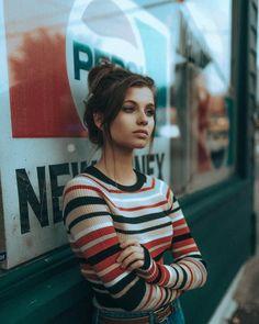 Gorgeous Female Portrait Photography by Matt Garcher #inspiration #photography