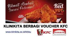 Ingin mendapatkan voucer untuk makan-makan di KFC? silahkan berbagi informasi ini dengan teman,sahabat dan keluargamu, raih voucer 300 ribunya