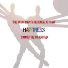 """""""The poor man's revenge is that happiness cannot be inherited""""  Quote from the book: April fifth (Why sorrow is the poorest poverty)  Read a sample of my book here : https://www.michalopoulosangelos.com/en/samples/April-fifth  #angelosm #books #mybook #publications #quotes #quote #quoteoftheday #art #artquotes"""