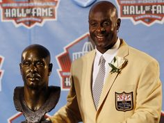 Jerry Rice - HOF  Wide Receiver #80   San Francisco 49ers Hall of Fame induction : 2010