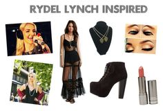 """""""Rydel Lynch Inspired Outfit"""" by buffyblogs on Polyvore"""