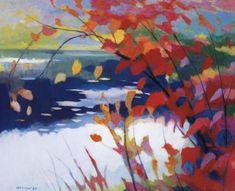 Tadashi Asoma - Afternoon Calm - art prints and posters