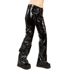 Lovesect Punky Jeans Lacquer (black)
