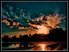 Montevideo - Ramirez Beach Sunset Paradise   Flickr - Photo Sharing!