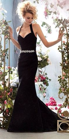 107576ddc95 Related image Black Wedding Dresses