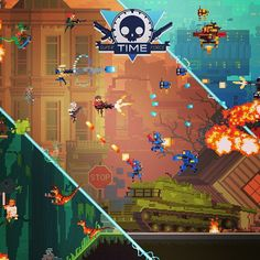 Super Time Force – It's Getting There