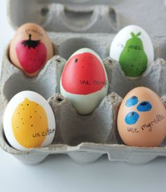 Eggtastic: Top Ten Ways to Decorate Easter Eggs from The Allison Show