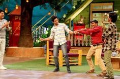 The Kapil Sharma Show Episode 16 Team Sairat 12th June 2016
