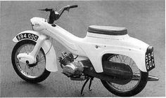 Ariel Pixie | Rare Ariel Pixie 50cc devised in the early 1960's did not reach the market until late1964