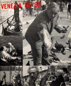 """""""Venezia '50 – '60"""" L'officina del contemporaneo. A cura di Luca Massimo Barbero Ed. Charta, 1997"""