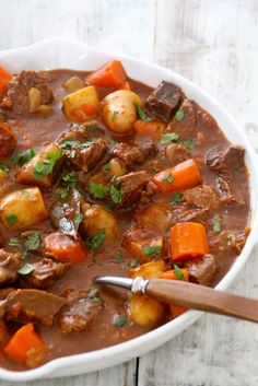 The easiest one pot wonder