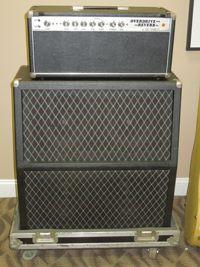 Jackson Browne's Dumble Amp.