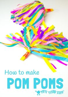 See how to make pom