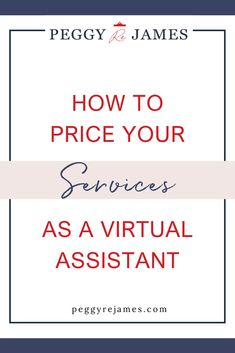 Figuring out how to price your virtual assistant services can be confusing, especially for new virtual assistants. In this post, you'll learn the pros and cons of hourly pricing and package pricing and how to properly price your services.
