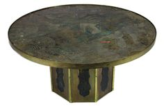 """LaVerne Mid Century Modern """"Chan"""" Coffee Table"""