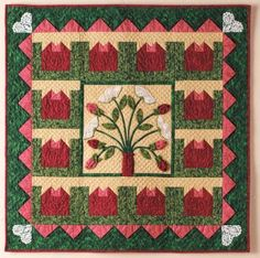 Quilt Making | Country Woman Crafts | Quilting Crafts | Love the Country