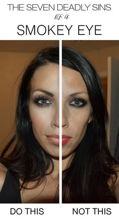 Sin #1: Naked Lids I come to you as a sinner myself. I too have applied shadow without primer. I too have told myself it didn't matter, just once won't hurt. I too have fallen victim t…