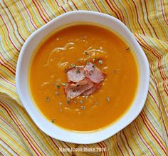 I Love. I Cook. I Bake.: Healthy Pumpkin Apple Creamy Soup