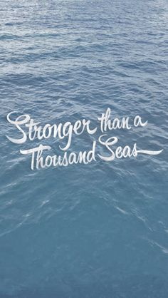 Stronger Than a Thousand Seas // Planetshakers
