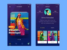 Weekly Inspiration for Designers — Muzli -Design Inspirati Mobile App Design, Mobile App Ui, Web Design, App Ui Design, Flat Design, Graphic Design, Gui Interface, User Interface Design, Dance App