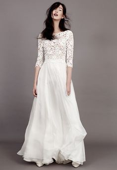 ZumVerlieben: Die neuen Hochzeitskleider von Kaviar Gauche - Trends Mehr