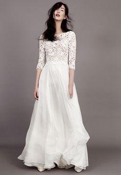 ZumVerlieben: Die neuen Hochzeitskleider von Kaviar Gauche - Trends