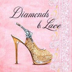 Diamonds & Lace Angela Staehling
