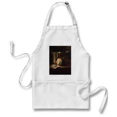 Shop Vintage Retro Pin Up Girl Adult Apron created by Biblioartgifts. Personalize it with photos & text or purchase as is!