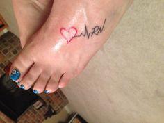 Nurse tattoos & nursing body art | Mighty Nurse