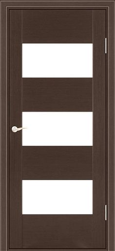Milano-275 Wenge modern interior door by Milano Doors & Milano-340 White laminate | Home Design | Pinterest | White ... pezcame.com