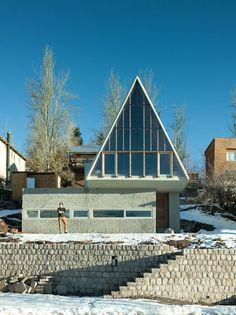 La Leonera #Mountain #Retreat - Picture gallery #architecture #interiordesign #façade