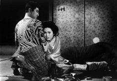 Theater Of Life. (1963) Director: Tadashi Sawashimi. Ken Takakura and Yoshiko Sakuma