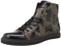 MARC JACOBS Men's Block Floral High Top Fashion Sneaker - $775.00 #shoes #sneaker