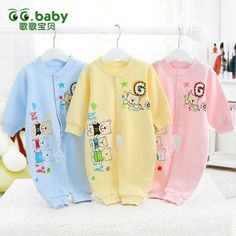 Find More Rompers Information about New Arrival 2015 Newborn Baby Clothing Spring Autumn Rompers 100% Cotton for Bebe Boby Jumpsuit Bebe Girl Jumper Hot Sale,High Quality clothing factories in china,China clothing brand Suppliers, Cheap clothing rhinestones from GG. Baby Flagship Store on Aliexpress.com