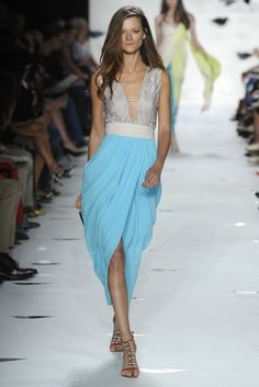 Diane von Furstenberg RTW Spring 2013 - Runway, Fashion Week, Reviews and Slideshows - WWD.com