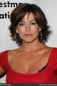 Hair is a little Countess Luann but I still like it. The Countess does have good hair...