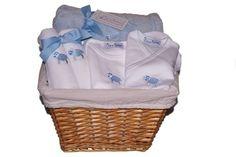 All Diaper Cakes - Sweet Lamb Luxury Gift Basket-Boy, $150.00 (http://alldiapercakes.com/sweet-lamb-luxury-gift-basket-boy/)