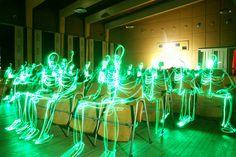 Skeletons made of light - Janne Parviainen