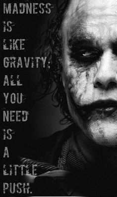 we are all mad here....