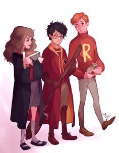 Thr golden trio