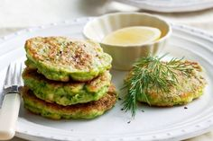 Give peas a chance! Add these tasty and versatile fritters to your breakfast, lunch or dinner.